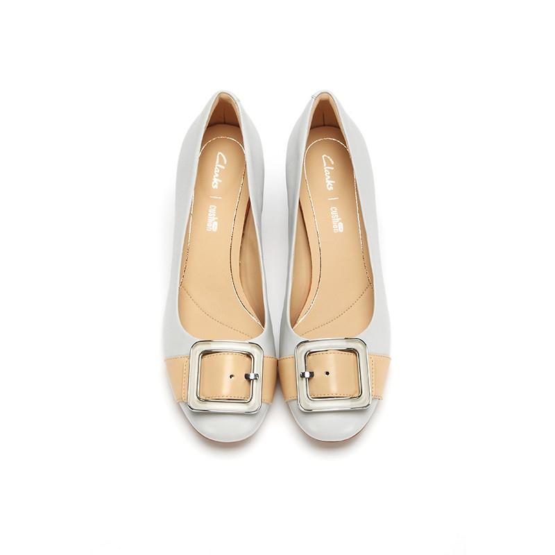 Clarks Orabella Fame 正装通勤粗高跟单鞋