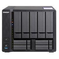 QNAP 威联通 TVS-951N-4G 9盘位双核心 NAS存储