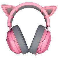 百亿补贴:RAZER 雷蛇 北海巨妖专业版 V2 头戴式游戏耳机 粉晶