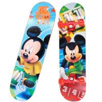 DISNEY 迪士尼 儿童双翘滑板