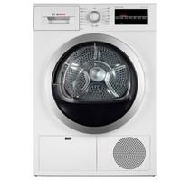 京东PLUS会员:BOSCH 博世 WTG864000W 8公斤冷凝式干衣机