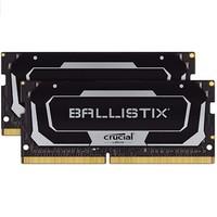 中亚Prime会员:Crucial 美光 Ballistix 3200MHz 笔记本内存 32GB (16GBx2) CL16