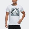 adidas FUV89 男士運動短袖T恤