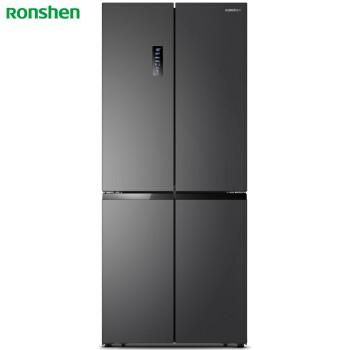 Ronshen 容声 BCD-452WD12FP  变频风冷 十字对开冰箱 452升
