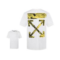 京东PLUS会员:OFF WHITE  OMAA038F191850100160 男士短袖T恤