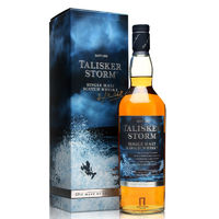 百亿补贴:TALISKER 泰斯卡风暴 单一麦芽苏格兰威士忌 700ml