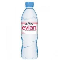 Evian 依云 天然矿泉水 500ml*24瓶装