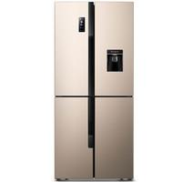 京东PLUS会员:Ronshen 容声 BCD-426WD13FPR 变频 十字门冰箱 426L