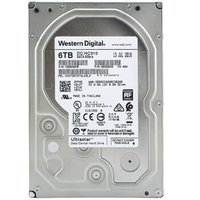 西部数据 6TB SATA6Gb/s 7200转256M  (HUS726T6TALE6L4)