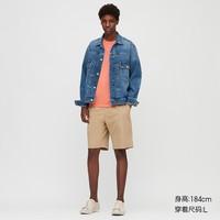 UNIQLO 优衣库 425992 男款松紧短裤