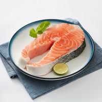 京东PLUS会员:美威 智利轮切三文鱼排400g*3件+鲷鱼柳1kg(或四去牛蛙600g)*3件