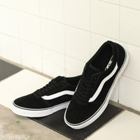 61预告:VANS 范斯 VN0A3IL2OU2 女子帆布鞋