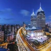 国庆不加价!上海环球港凯悦酒店 嘉宾轩客房2晚(含2份早餐)