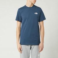 银联专享:THE NORTH FACE 北面 男款短袖T恤