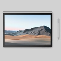 新品发售:Microsoft 微软 Surface Book 3 13.5英寸笔记本电脑(i5、8GB、256GB)