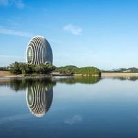 北京日出东方凯宾斯基酒店 豪华湖景双床房 1晚(含2份早餐+双人下午茶)
