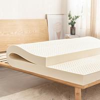 京造 轻氧系列 泰国乳胶床垫 150*200*5cm