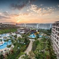 亲子游:三亚香格里拉度假酒店 豪华景观房2晚(免费升级至至尊荣海景房)延迟退房至16点