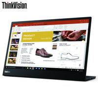 京东PLUS会员:Lenovo 联想 ThinkVision M14 14英寸 便携显示器