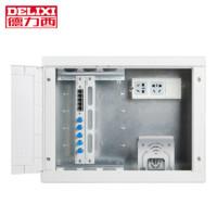 1日0点、61预告:DELIXI 德力西 光纤信息箱配电箱暗装弱电箱