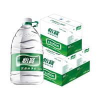 88VIP:怡宝饮用纯净水矿泉水4.5l*4支/箱 * 3箱 12支大包装整箱桶装