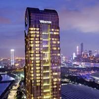 周末不加价!广州广交会威斯汀酒店 威斯汀豪华房2晚