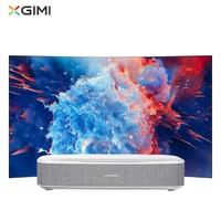 XGIMI 极米 皓LUNE 4K 激光电视投影仪
