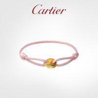 Cartier 卡地亚 Trinity系列 限量版18K黄金手绳