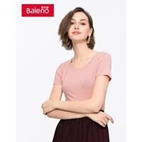 Baleno 班尼路 88803246 基础款纯色T恤  *2件