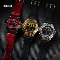 casio GM-6900音乐限量礼盒套装G-SHOCK