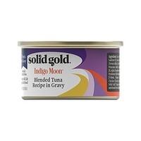 Solid Gold  金装系列 宠物鱼配方猫罐头 78g