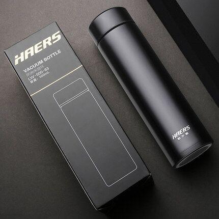 HAERS 哈尔斯 304不锈钢保温杯 420ml