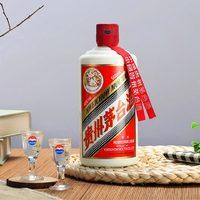 补贴购:茅台 飞天 酱香型白酒 43度 500ml
