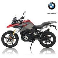BMW 宝马 310GS 摩托车 白色