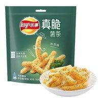 京东PLUS会员:Lay's 乐事  真脆薯条海苔味 90g *16件 +凑单品