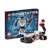 考拉海购黑卡会员:LEGO 乐高 31313 MINDSTORMS 科技组 第三代机器人