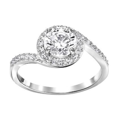 施华洛世奇 人造水晶 Attract闪耀水晶质感戒指