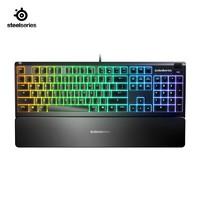 SteelSeries 赛睿 Apex 3 游戏键盘