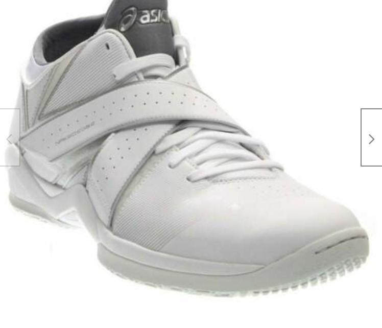 ASICS 亚瑟士 Naked Ego2 男士篮球鞋