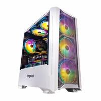 百亿补贴:FunHouse DIY台式主机(R5-2600、8GB、240GB、GTX1650)