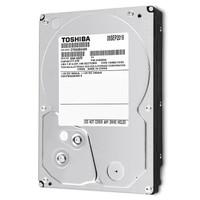 TOSHIBA 东芝 DT02ABA400 128M 5400RPM SATA3 机械硬盘 4TB