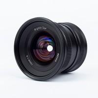 星曜 12mm F2.0 广角定焦微单镜头