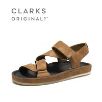Clarks Originals Ranger Sport 男款真皮凉鞋