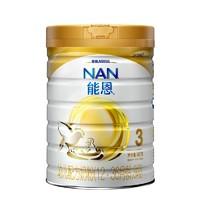 Nestlé 雀巢 能恩 幼儿配方奶粉 3段 900g