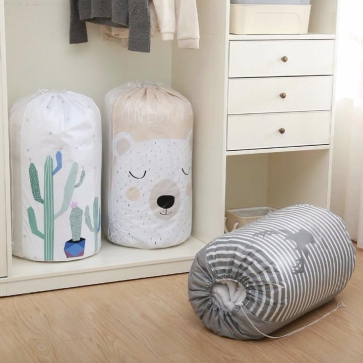 桫椤 家用被子防尘袋 随机图案 2个装