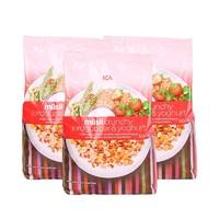 ICA 草莓酸奶粗粮混合麦片 500g*3袋