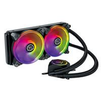 新品发售:Tt Thermaltake 飓风240 Sync RGB 一体式CPU水冷散热器