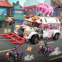 LEGO 乐高 悟空小侠系列 80009 猪大厨移动钉耙车