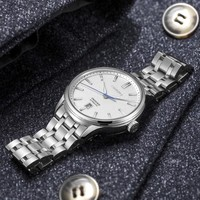 SEIKO 精工 领航庭院系列 男士商务手表