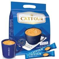 CATFOUR 蓝山风味袋装速溶咖啡  15g*40